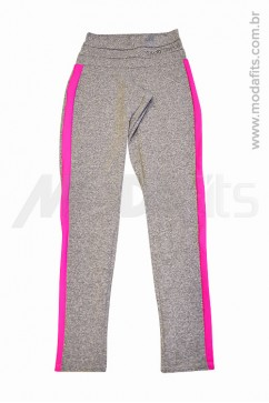 Calça Legging Modeladora Salto Triplo Supplex 35004-034