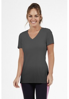 T-Shirt Alto Giro Skin Fit Degradê Mescal Black - 2011740