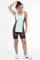 Regata Alto Giro Skin Fit Keep Going - 2012631