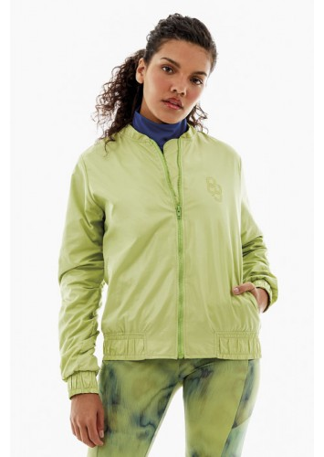 Jaqueta Alto Giro Bomber Macitel High Tech Verde - 2012921