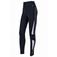 Calça Legging Alto Giro Athletic Com Recorte e Silk - 931317