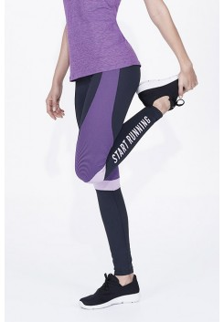 Calça Legging Alto Giro Athletic Start Run - 931322