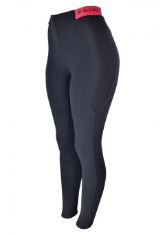 Calça Legging Reccorpus Supplex Cós com Silk Preto - 981359