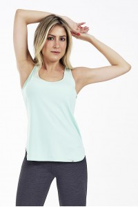 Regata Alto Giro Skin Fit Alongada Verde - 2011602