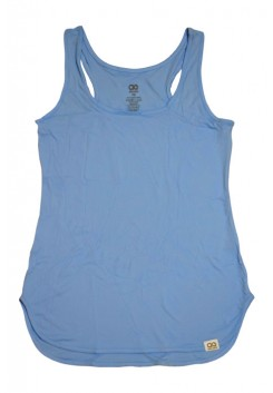 Regata Alto Giro Skin Fit Alongada Azul Star - 931602