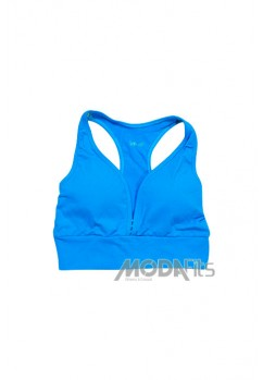 Top Dusell Fit Azul