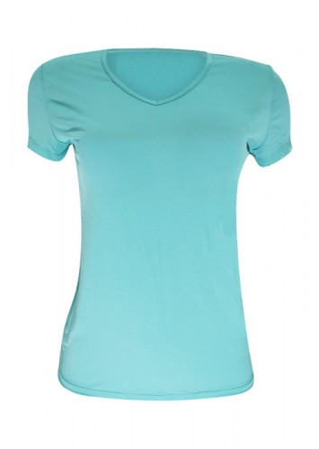 Blusa Estilo do Corpo Dry Basic - 7180 - Piscina
