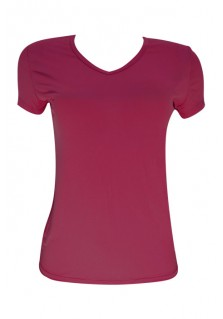 Blusa Estilo do Corpo Dry Basic - 7180 - Rubi