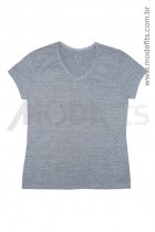 Blusa Estilo do Corpo Dry Basic - 7180 - Mescla