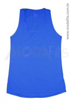 Regata Estilo do Corpo Hot Dry  - 7362 - Azul Bic