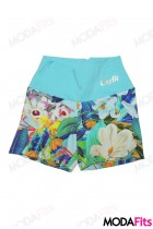Short Oxyfit Curto Estampado 21199-2