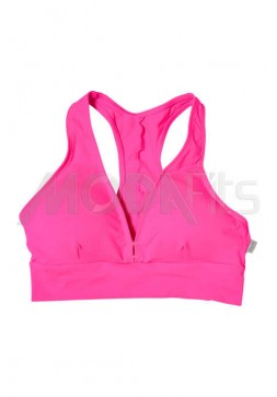 Top Oxyfit Travetti Cós Largo Pink