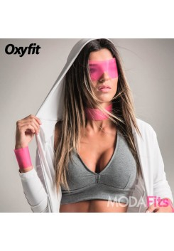 Top Oxyfit Travetti Cós Largo - Mescla