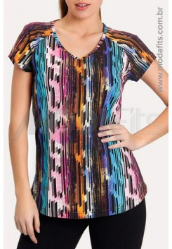 Blusa Rolamoça Ultracool Fit - 01204-DG144