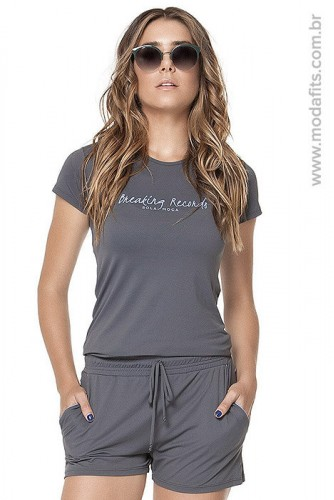 Baby Look Rolamoça Ultracool Fit 30122