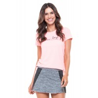 Baby Look Rolamoça Ultracool Fit - 30136-RS17PT