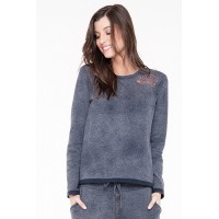 Blusão Rolamoça Sport Fleece - 48159-ES136OFF