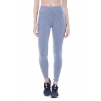 Calça Legging Rolamoça Supplex Alta Compressão Mescla - 06304-ME73