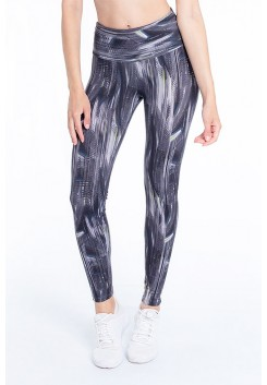 Calça Legging Rolamoça Supplex Alta Compressão - 06325-DG218
