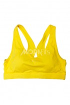 Top Rolamoça Aqua Fit Body Tex -04269 Amarelo