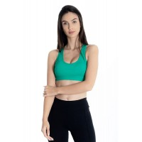 Top Rolamoça Aqua Fit Body Tex -04269 Verde