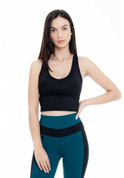 Top Rolamoça Aqua Fit Alongado 04293-PT