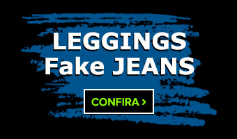 Leggings Fake Jeans